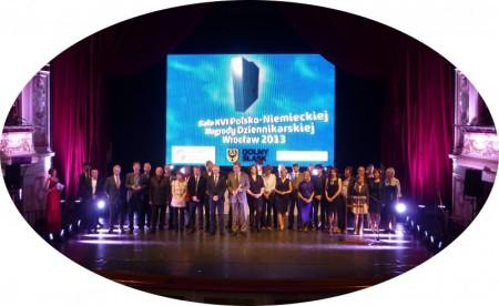 Preisgala 16. Polnisch-deutscher Journalistenpreis
