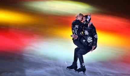 Eislaufshow Chemnitz - Savchenko und Szolkowy
