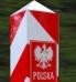 polnische Grenzsäule a