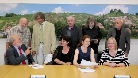 Foto Rolf Dvoracek Mitgliederversammlung des Sozialwerkes