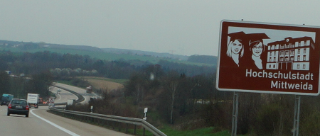 Hochschulstadt